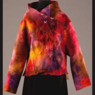Michelle Johnson: Deep Desert 3/D Jacket