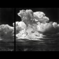 David Bjurstrom: Cloud Gate (diptych)