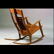 Tom Saydah: rocking chair