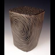 Larry Halvorsen: Square Block Table