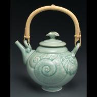 Linda Heisserman: Ocean Teapot