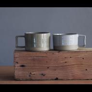 Shelley Martin: stoneware mug
