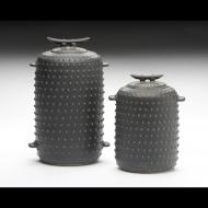 John Herbon: Lidded Jars