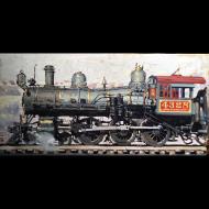 Santiago Michalek: 4328 Train