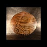 Brian O'Neill: Large Lichen Sphere