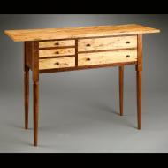 Thomas Dumke: Spalted Maple Sideboard