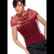 Kaoru Izushi: paper garment