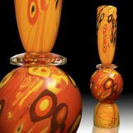 Steve Palmer: Orange and Yellow Calix