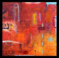Lisa Burge: Taos Sunset