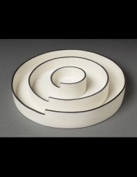 Lynda Ladwig: Ramp Tray Set- White