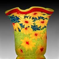 Dan Joi LaChaussee: Sunflower Basket