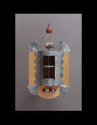 Thomas Hughes: Throne Bird Carousel