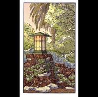 Yoshiko Yamamoto: Glowing Lantern -Evening