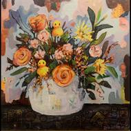 Gia Whitlock: Bouquet with Duckies