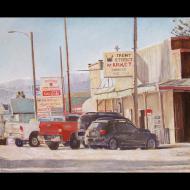 Alan McNiel: Front Street Market - Drummond, Montana