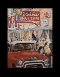 Alan McNiel: Stockman's Cafe' - Missoula, Montana